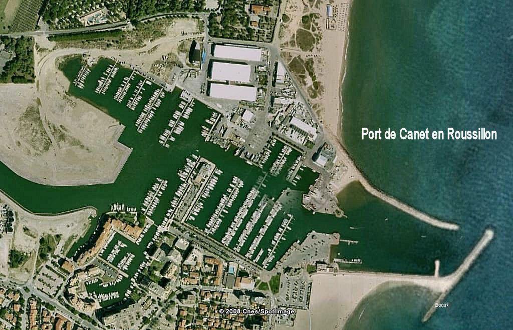 Port de canet - Office du tourisme de canet en roussillon ...
